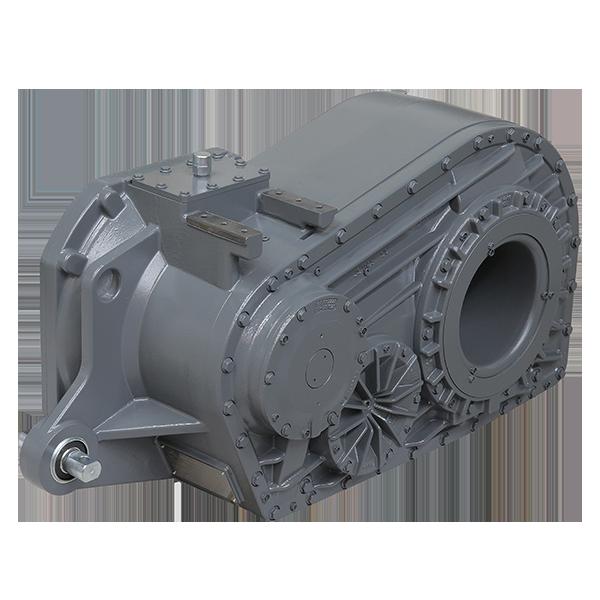 DMU gearbox for Stadler Rail