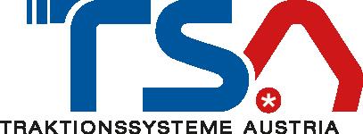 TSA - Traktionssysteme Austria Logo