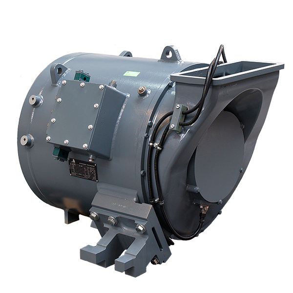 Traction motor for Talgo 250 high speed train