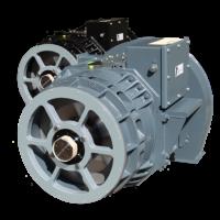 Traction alternator for DMU Stadler Rail GTW