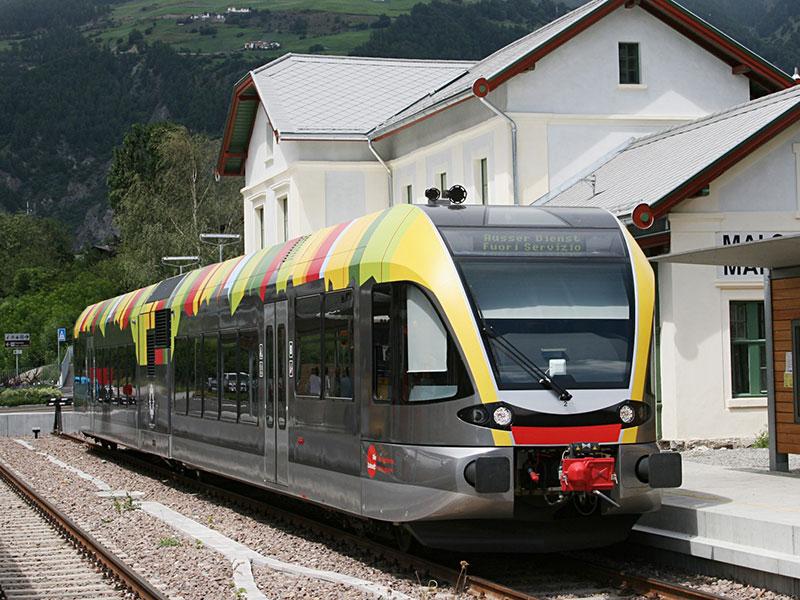 DMU Stadler Rail GTW