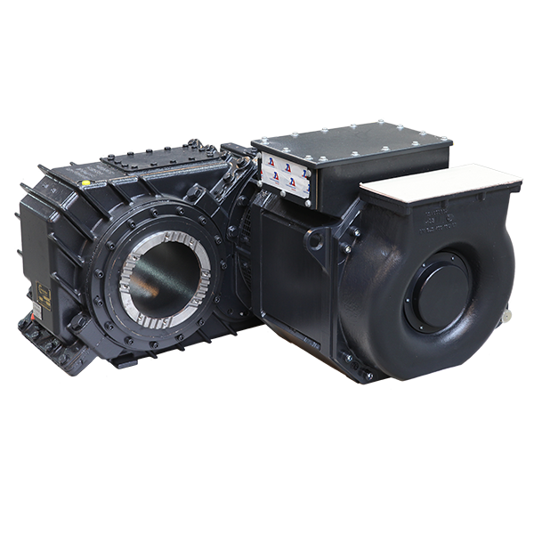 Traction drive for DMU Newag Vulcano for FCE