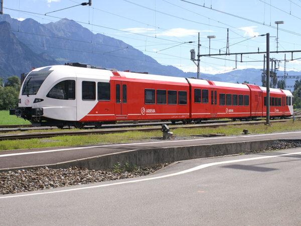DMU Stadler Rail GTW Arriva