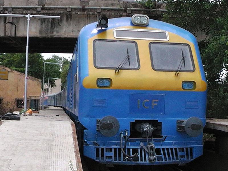 DMU Indian Railways