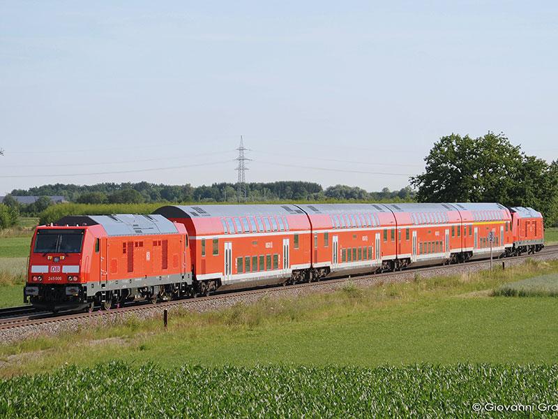 Locomotive TRAXX Multi Engine