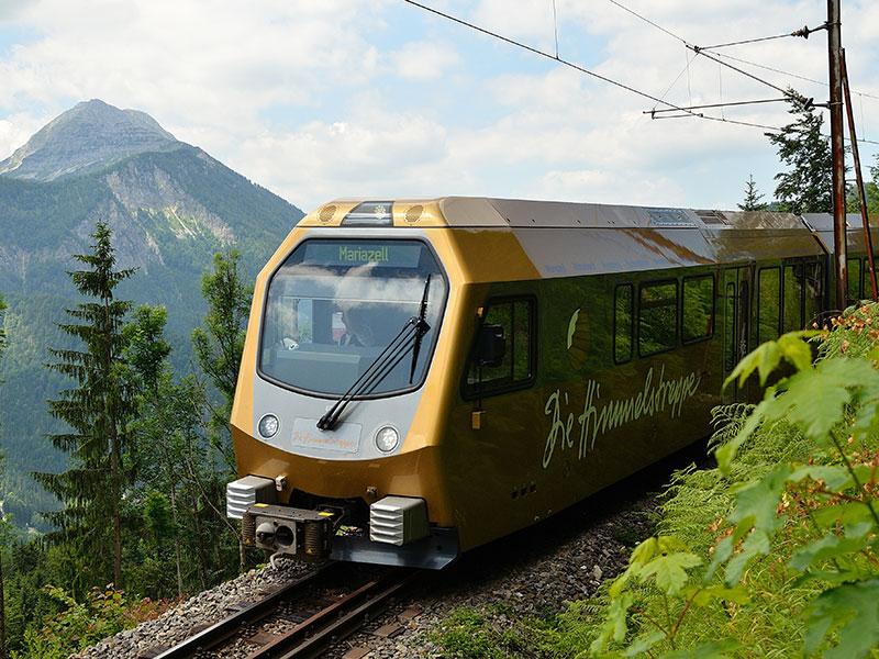 EMU Mariazellerbahn Austria