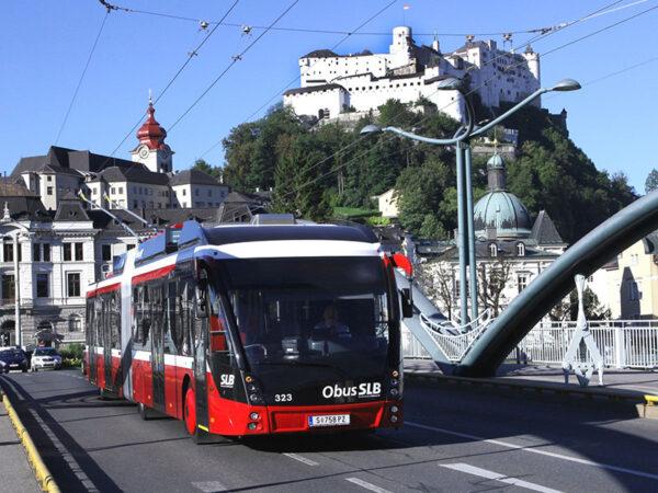 Solaris Trollino Metrostyle for Salzburg