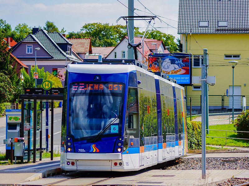 Solaris Tramino for Jena