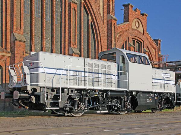 Alstom H3 hybrid locomotive