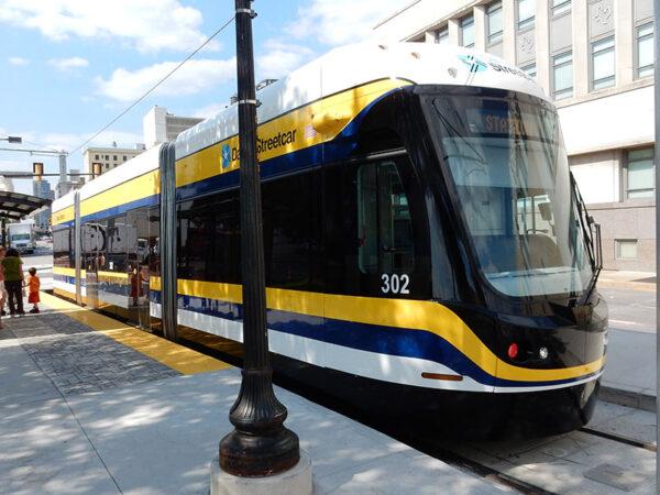 Brookville Equipment Liberty Streetcar