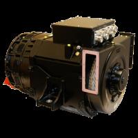 Traction alternator for Harsco Rail for Gotthard Tunnel