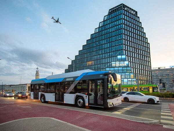 Solaris Urbino 12 electric bus