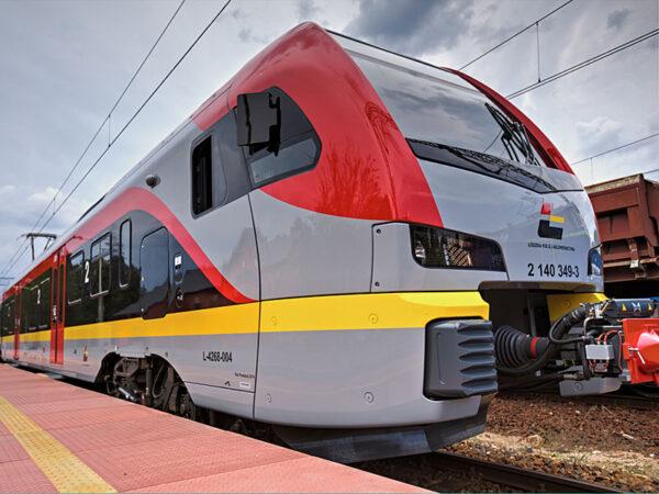 EMU Stadler Rail FLIRT 3 Nedtrain Keolis