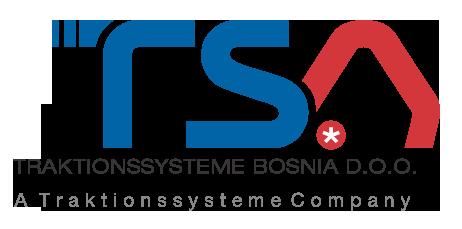 TSA - Traktionssysteme Bosnia D.O.O. Logo