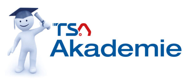 TSA Akademie Sujet Gscheitl mit Schriftzug