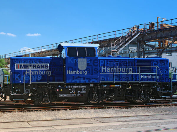 Locomotive Alstom H3 Hybrid